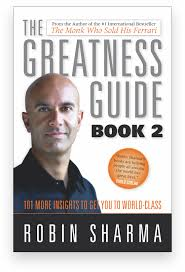The greatness guide Robin Sharma