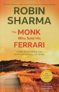 Monk who sold his Ferrari by Robin Sharma